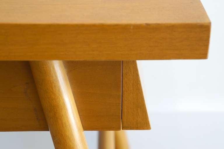 Taper Leg Tables by T.H. Robsjohn-Gibbings for Widdicomb 5
