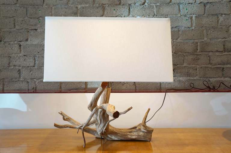 Tree Branch Table Lamp 2