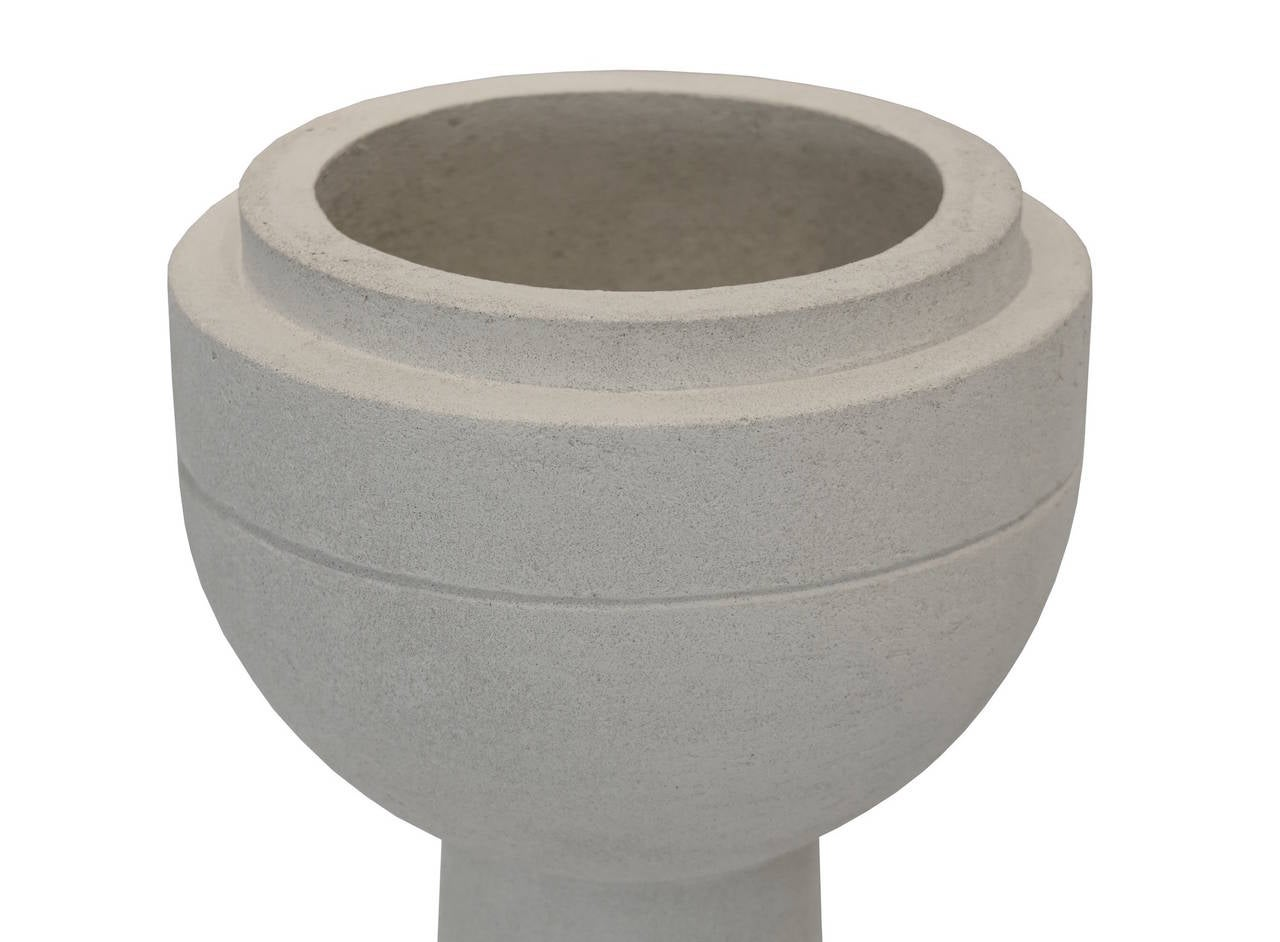 Eschbach i cast concrete planter for sale at 1stdibs - Casting concrete planters ...