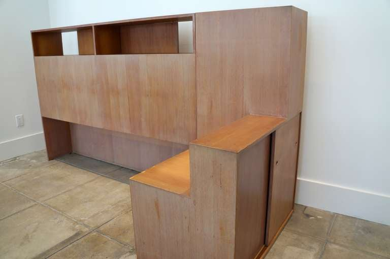 California artisan room divider and storage for sale at - Room divider with storage ...