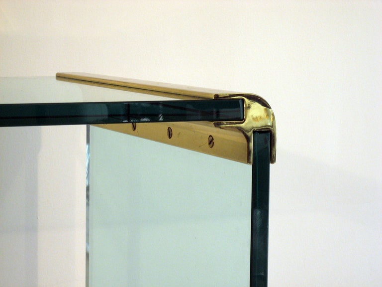 Pace Waterfall Console by Leon Rosen 5