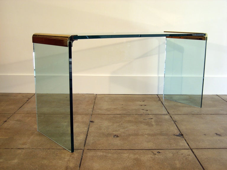 Pace Waterfall Console by Leon Rosen 2