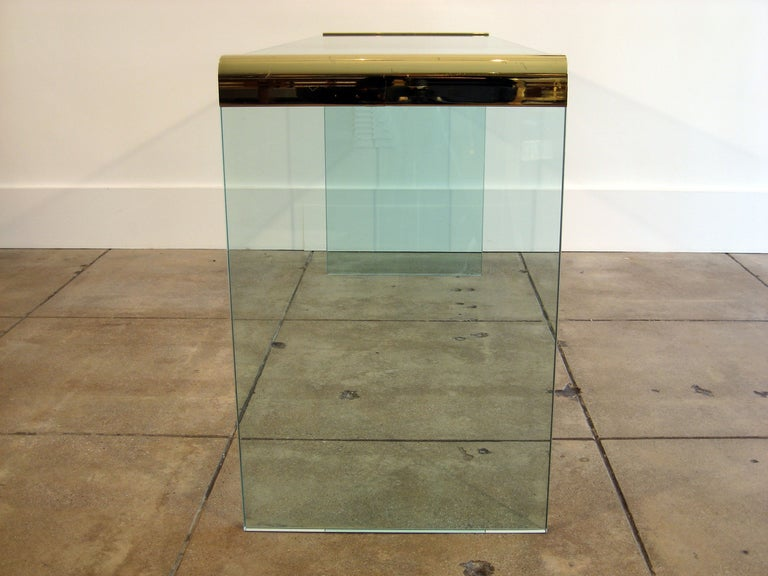 Pace Waterfall Console by Leon Rosen 3