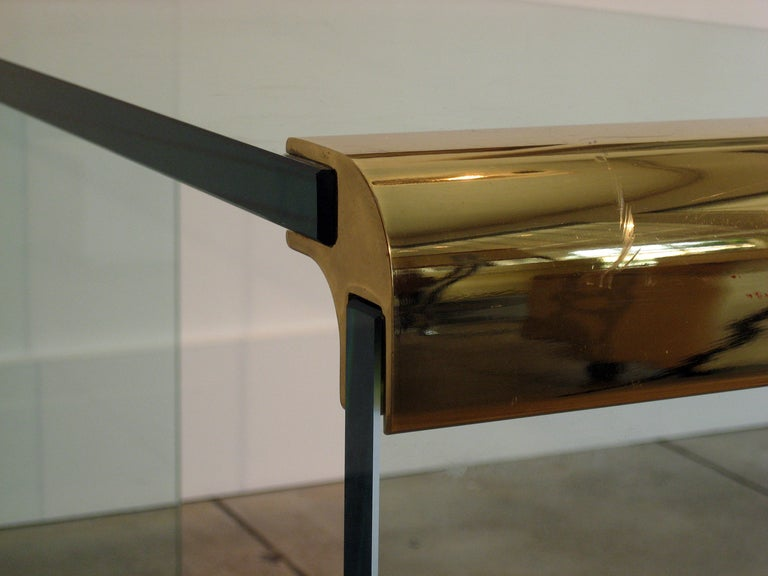 Pace Waterfall Console by Leon Rosen 7