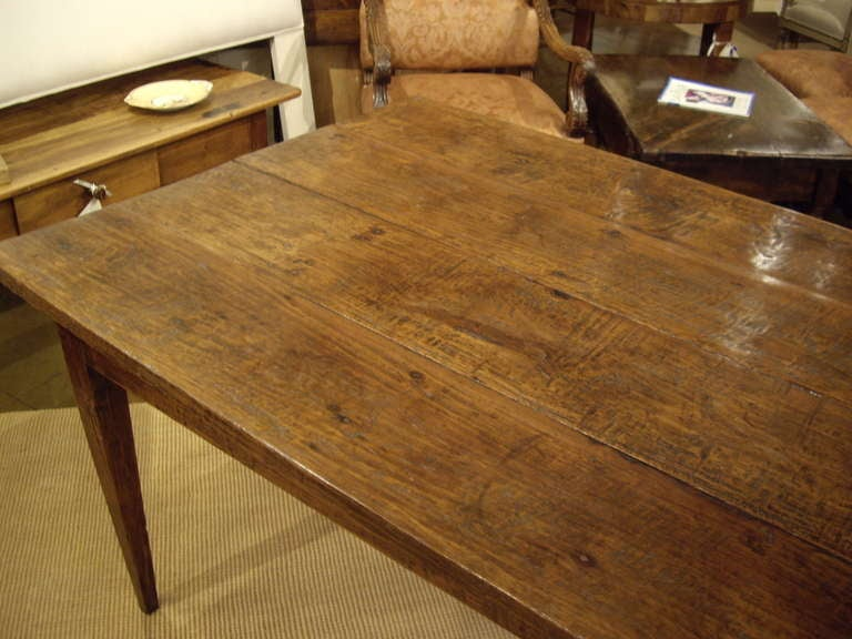 19th c French Farm Table at 1stdibs