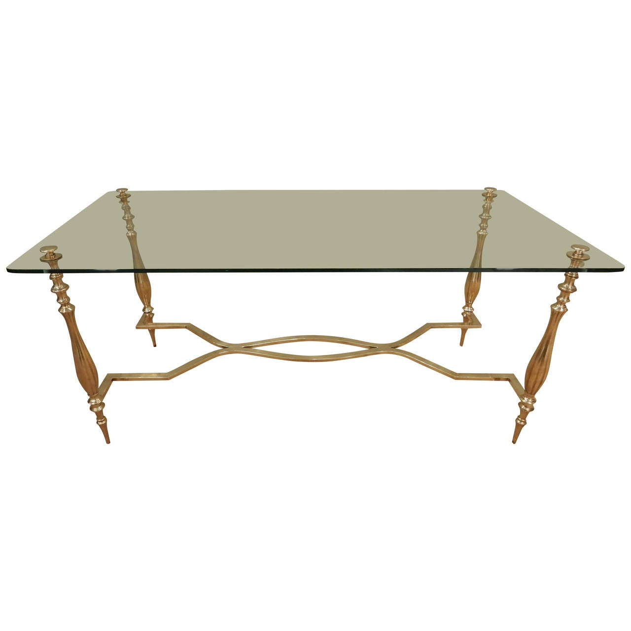 Vintage French Coffee Table At 1stdibs