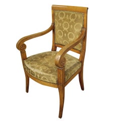 French Directoire' Arm Chair