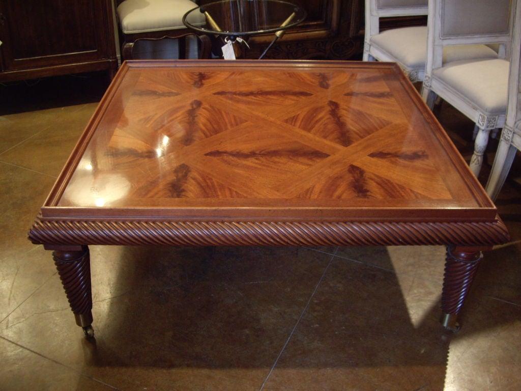 Vintage Baker Coffee Table At 1stdibs