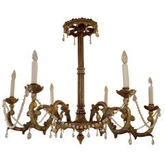 Early 19th c. Italian chandelier