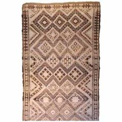 Vintage Moroccan Area Rug