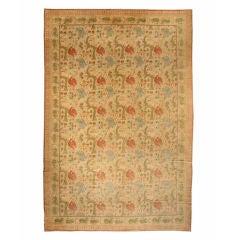 Midcentury Spanish Carpet