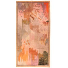 Art Deco French Rug