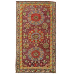 Vintage Samarkand Carpet