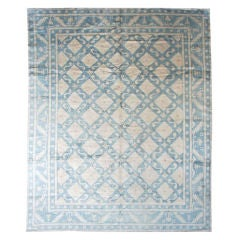 Chinese Deco Area Rug