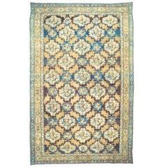 Antique Persian Bakhtiari Area Rug