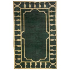 A French art Deco Rug Design Renard thumbnail 1
