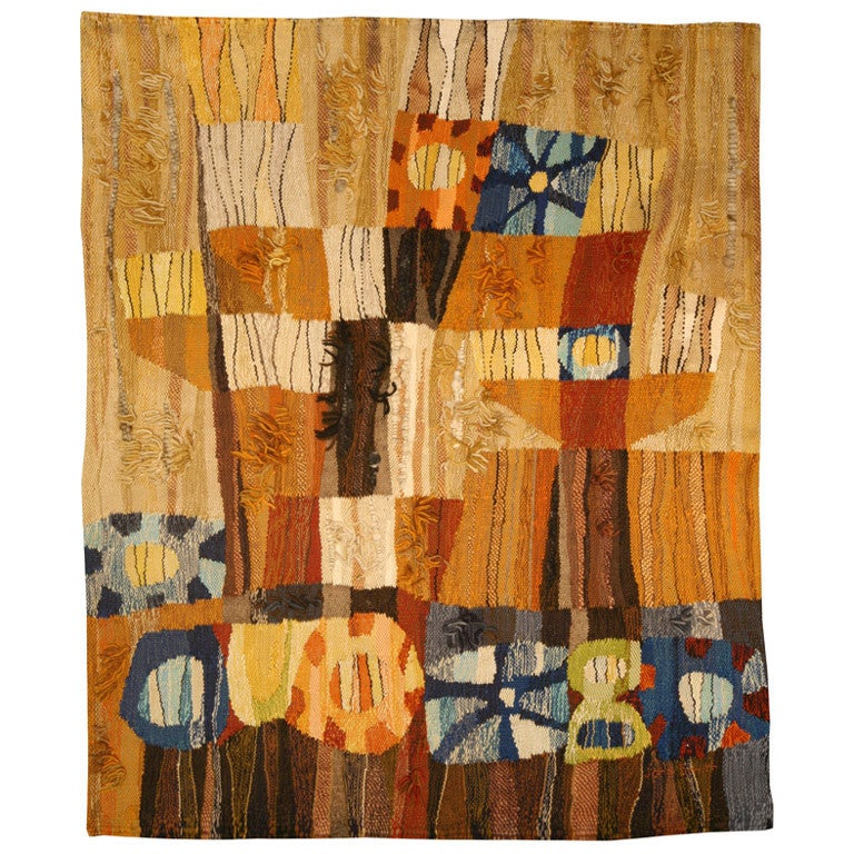 Mid 20th Century Modern Scandinavian Area Rug At 1stdibs: Mid-20th Century Scandinavian Rug At 1stdibs