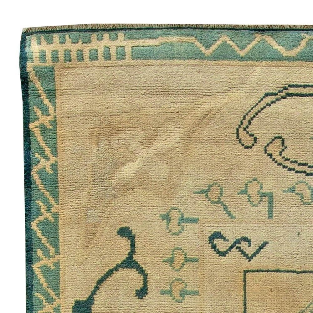 Vintage Japanese Carpet 3
