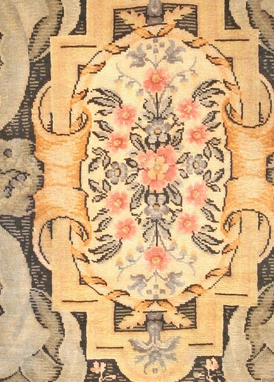 Antique Savonnerie Rug For Sale At 1stdibs