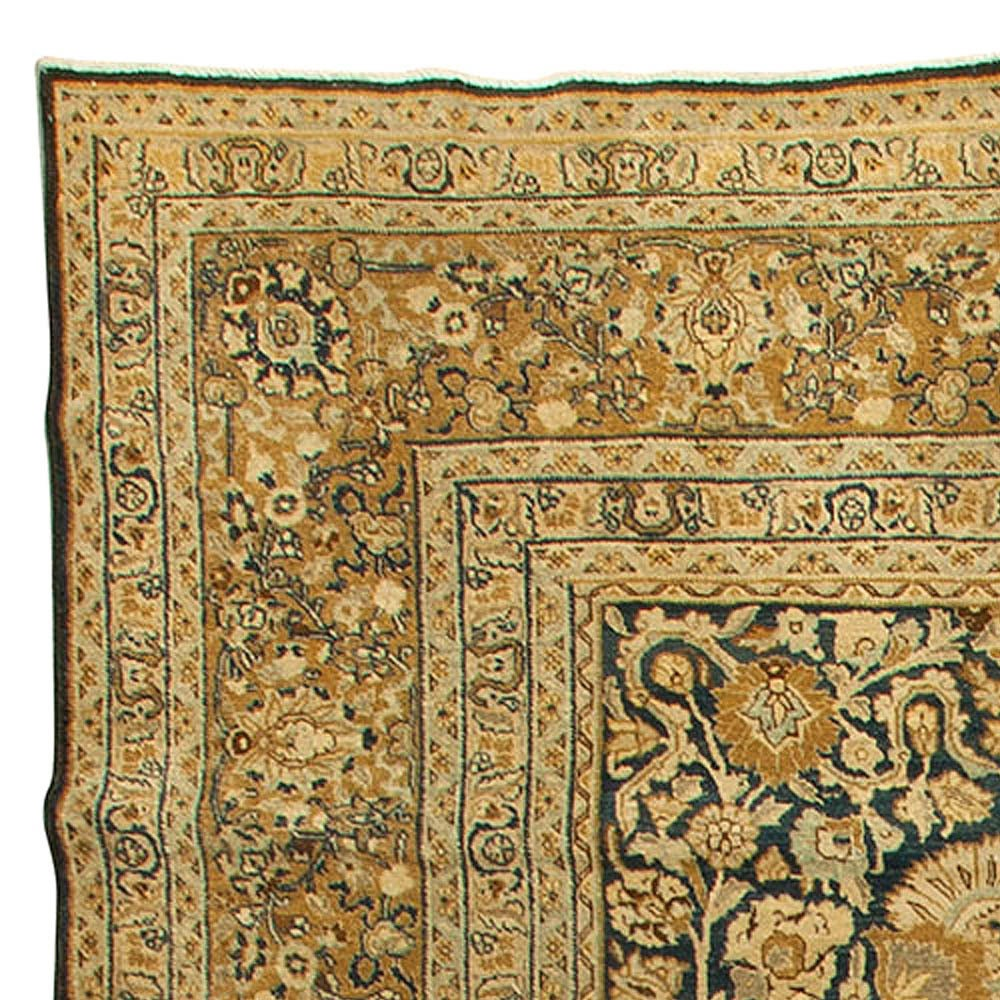 Antique Persian Tabriz Rug For Sale At 1stdibs