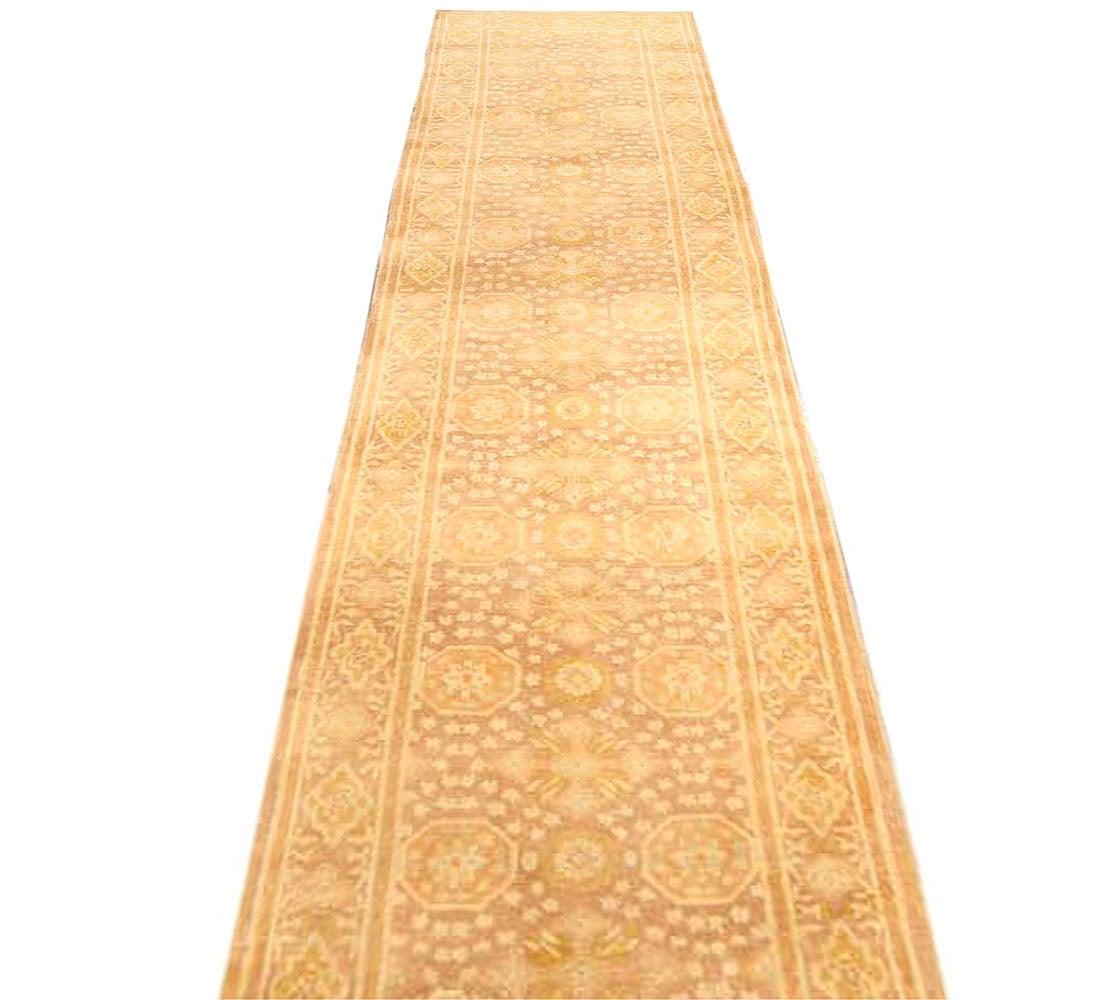 Antique Persian Tabriz Runner Rug For Sale At 1stdibs