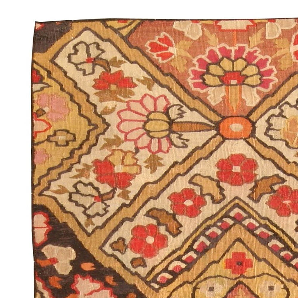 Antique Russian Bessarabian Rug For Sale At 1stdibs