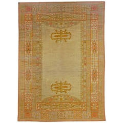Art Deco Western European Rugs