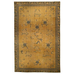 Antique Chinese Dragon Rug For Sale At 1stdibs