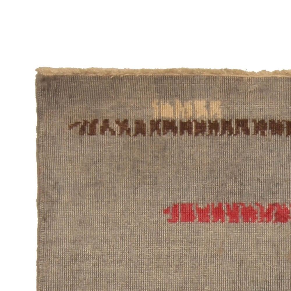 Vintage art deco rug for sale at 1stdibs for Deco rugs carpet