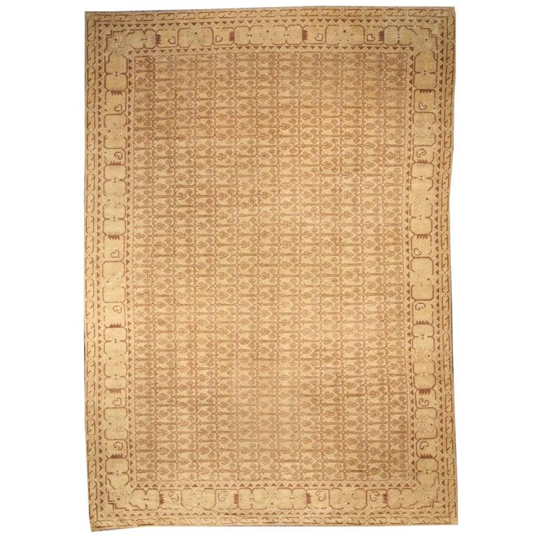Vintage Khotan (Samarkand) Rug For Sale