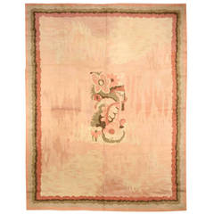 Art Deco Rug Inspired By Joan Miro At 1stdibs