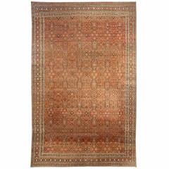 Antique Persian Joshagan Rug