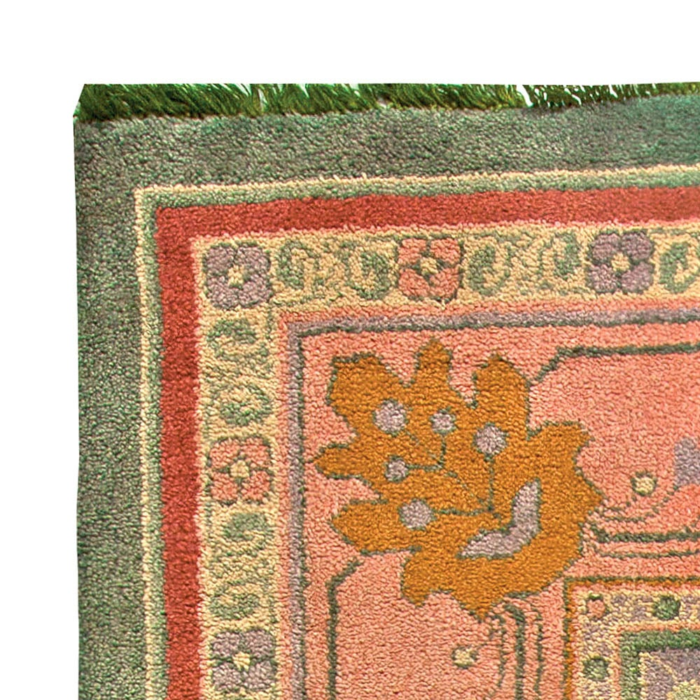 Antique Arts And Crafts Rugs: Vintage Arts And Craft Rug At 1stdibs