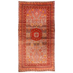 Antique Khotan/Samarkand Rug