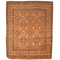 Antique Russian Shirvan Rug