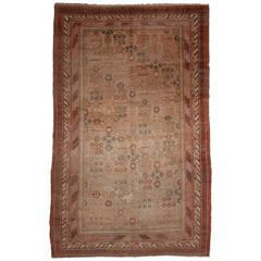 Antique Samarkand, Khotan Rug