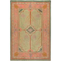 Vintage Arts U0026 Craft Rug