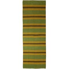 Vintage Swedish Runner Rug