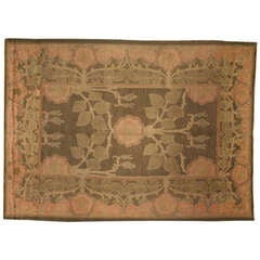 An Arts & Crafts by Voysey Rug