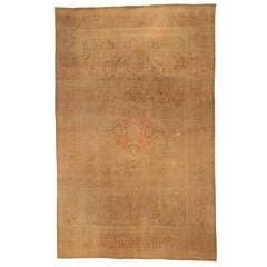 A Persian Kashan Rug