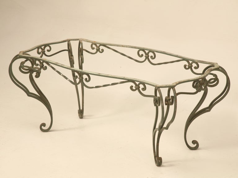 301 moved permanently for Wrought iron coffee table base
