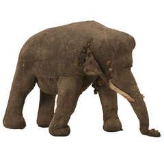 Circa 1910 Childs Elephant