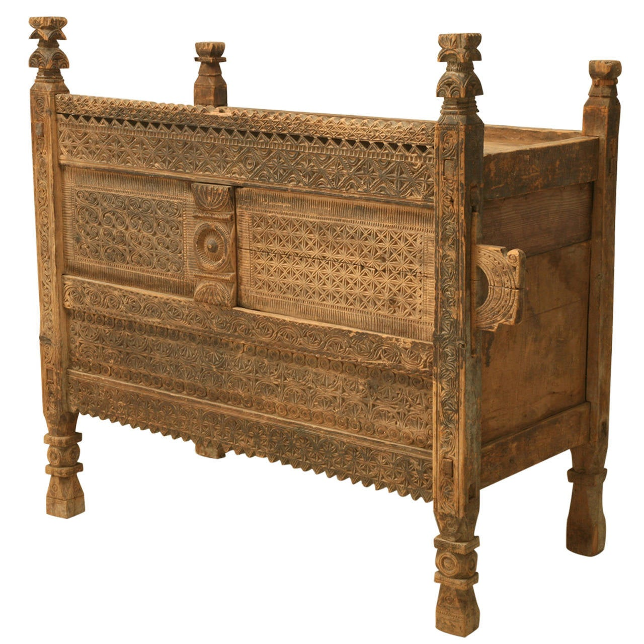 Swat chest from the swat valley of pakistan for sale at for Chinese furniture in pakistan