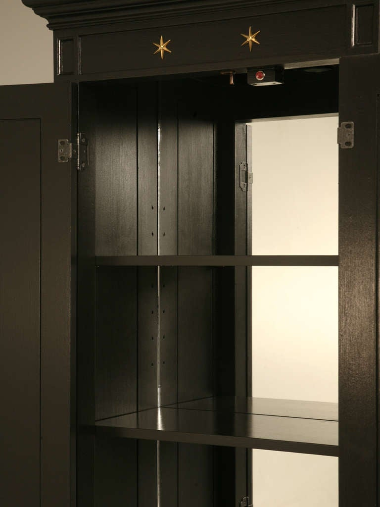 Jacques Adnet Inspired Dry Bar For Sale 4