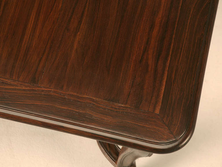 French Dining Table With Pull Out Leaves, Circa 1930s 3