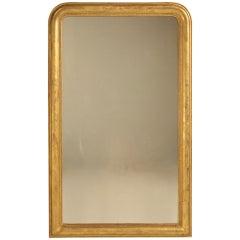 Large-Scale Louis Philippe Mirror, circa 1850
