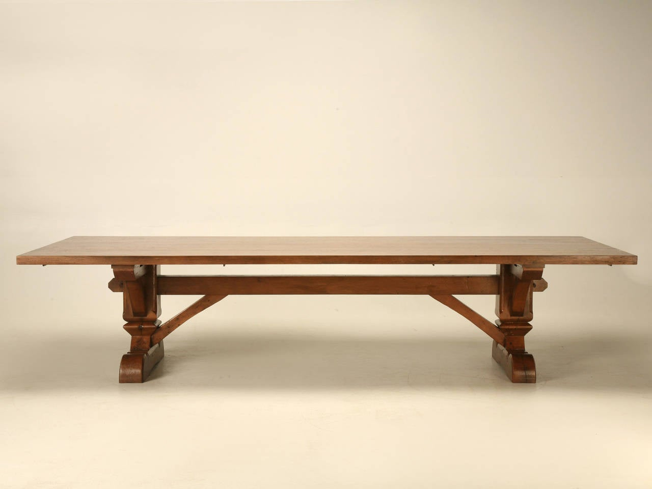 French Louis XIV Authentic Reproduction Dining Table For Sale At 1stdibs