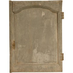 Original Paint 18th Century French Panel