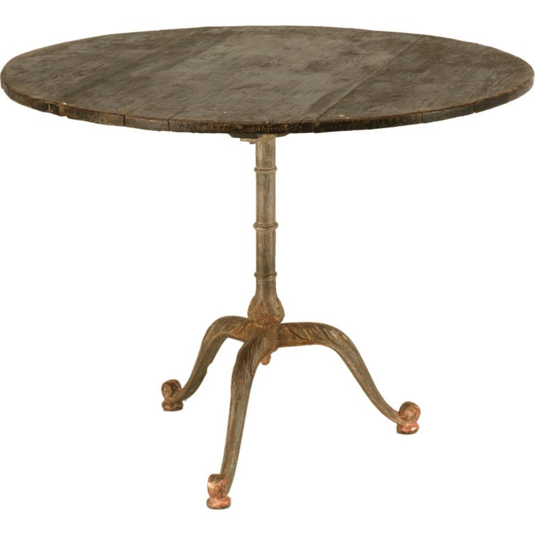 8243 1281205628 1 - French style bistro table and chairs ...