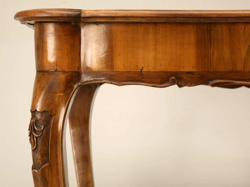 exotic hand carved italian oystered olive wood dining table at 1stdibs